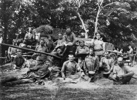 Warfare 1914-1918 (Russian Empire)   International