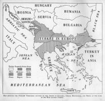 Balkan Wars 19121913  International Encyclopedia of the First