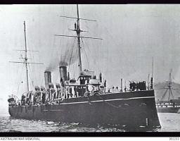 Königsberg (ship) | International Encyclopedia of the First World