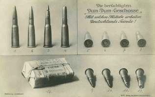 Expanding Bullets | International Encyclopedia of the First World