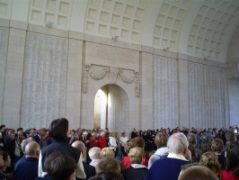 Ypres menin gate international encyclopedia of the first world war last post ceremony menin gate 2009 freerunsca Image collections