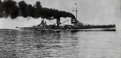 Anglo-German naval arms race