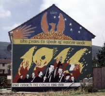 Easter rising great britain and ireland international for Easter rising mural