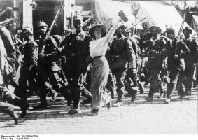 kriegsland im osten eroberung kolonisierung und militarherrschaft im ersten weltkrieg
