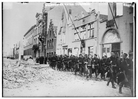 Warfare 1914-1918 (Belgium) | International Encyclopedia of