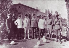 Afrikaner (Boer) Rebellion (Union of South Africa