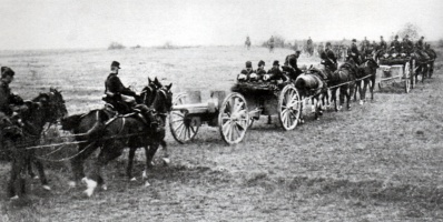 Image result for ww1 french artillery horses